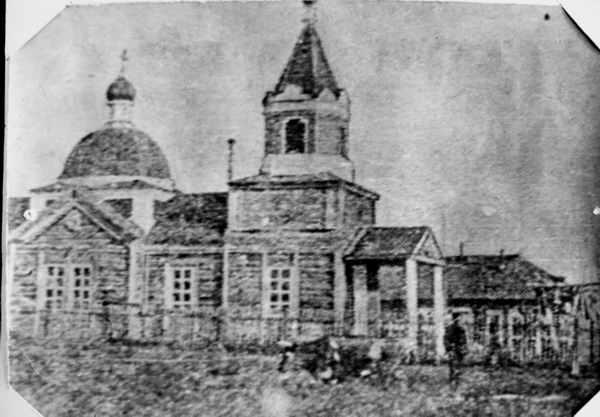 Спасская церковь (Гижигинск)