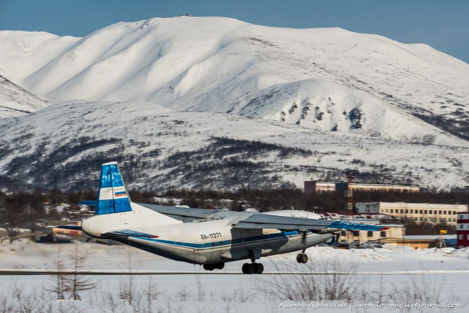 самолет, Ан-12, авиация