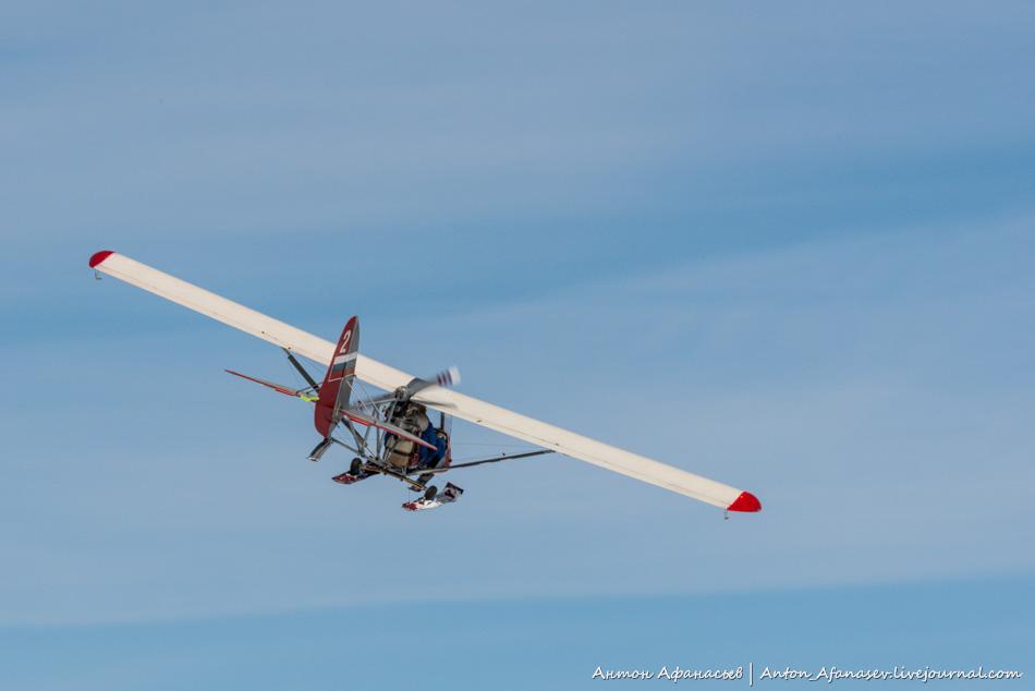 сверхлёгкий летательный аппарат