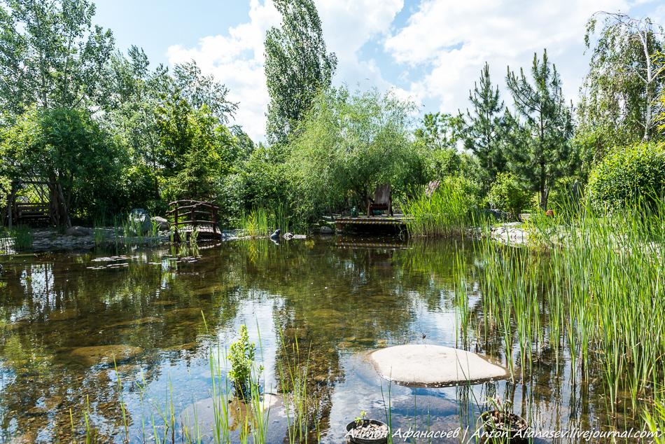 Парк Сады мечты. Абакан