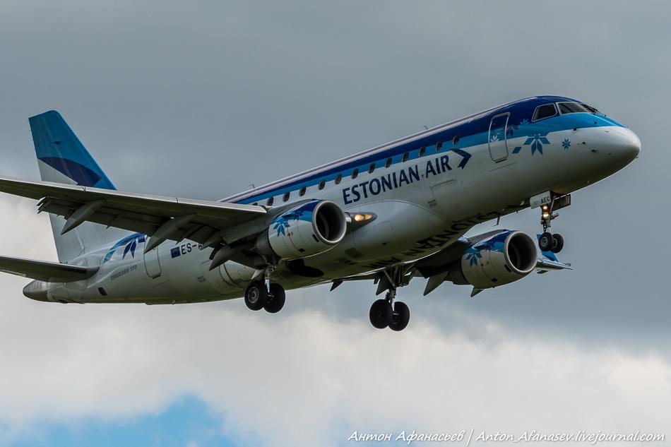Estonian Air, ES-AEC