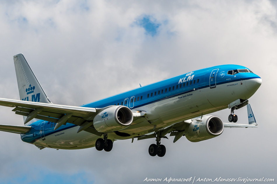KLM Royal Dutch Airlines,PH-BCD