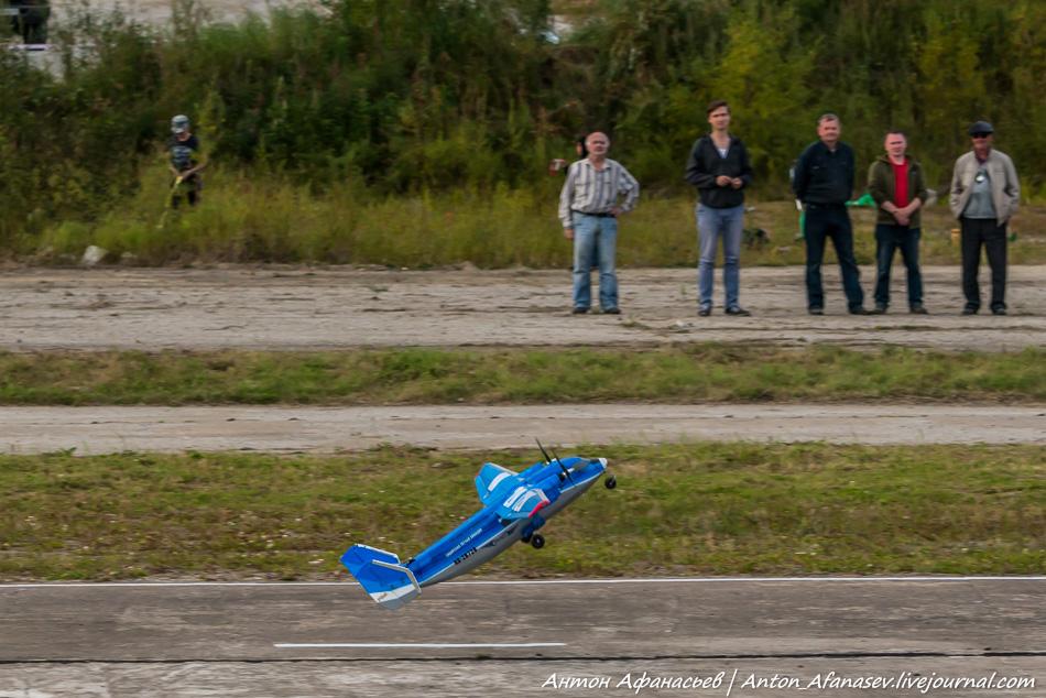 Авиамодельный спорт  в Магадане