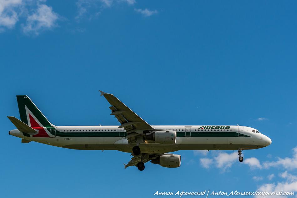 Airbus A321-100,I-BIXN