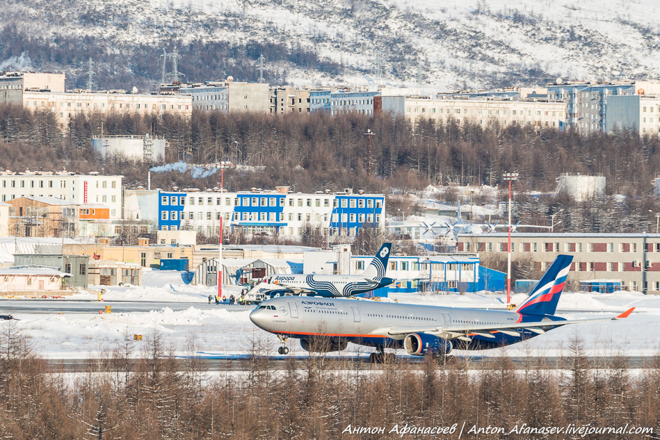 Airbus A330,авиакомпании Aeroflot - Russian Airlines, бортовой номер VQ-BEK, собственное имя  А. Твардовский