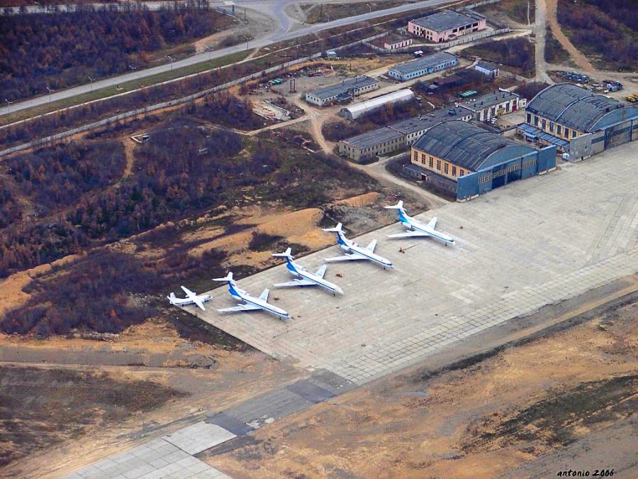 Самолеты авиакомпании Мавиал