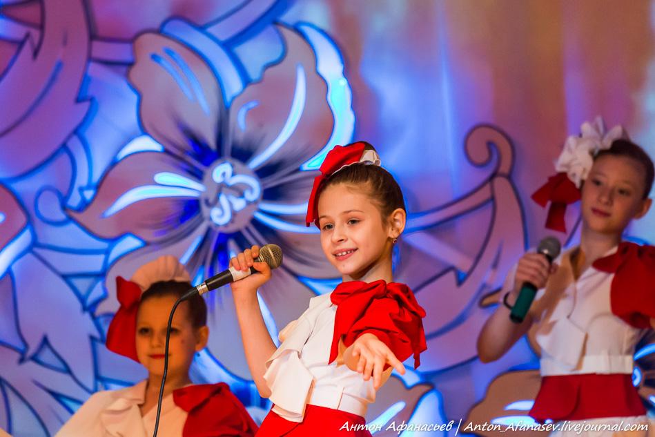 Концерт ДК Автотек. Магадан