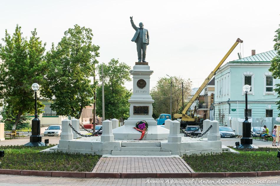 Прогулка по Оренбургу