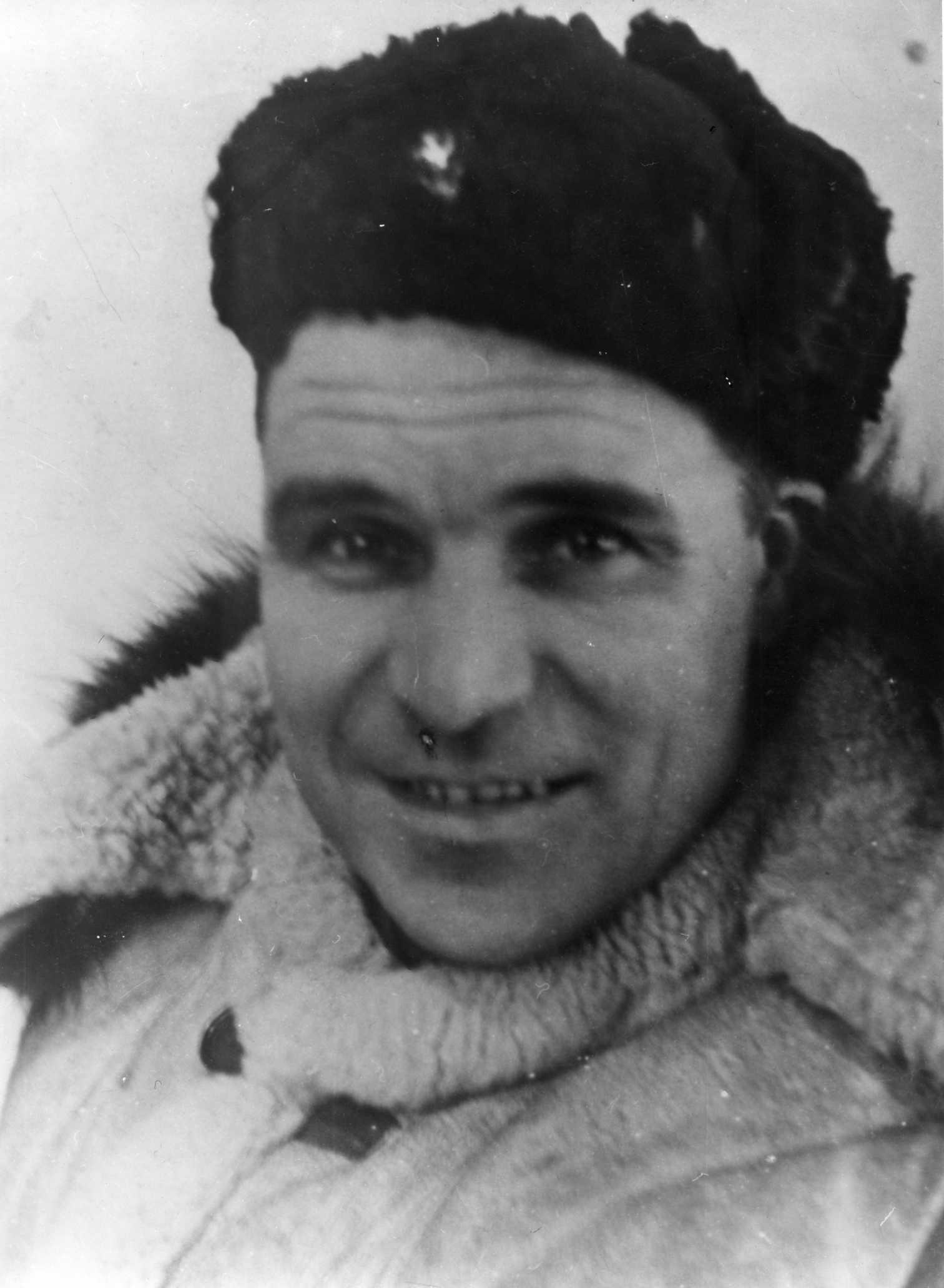 Комполка Фролов Борис Иванович