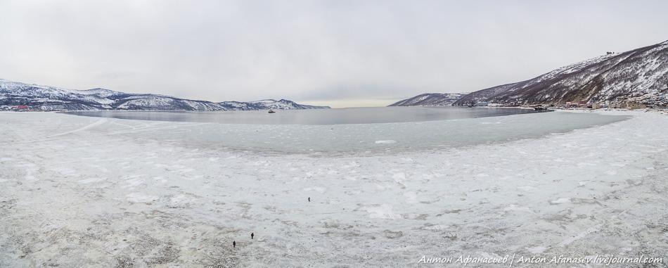 Магадан бухта Нагаева