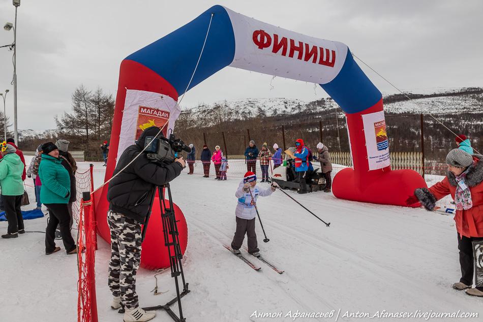 Малая лыжна Вяльбе
