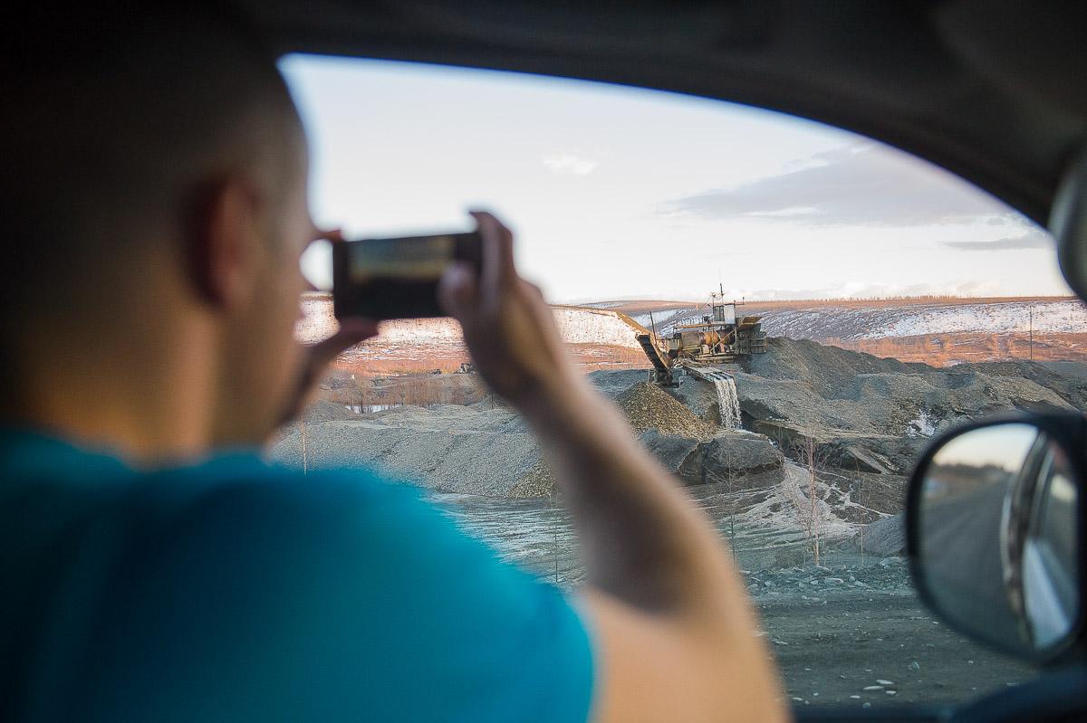 Автопробег Колыма - Байкал