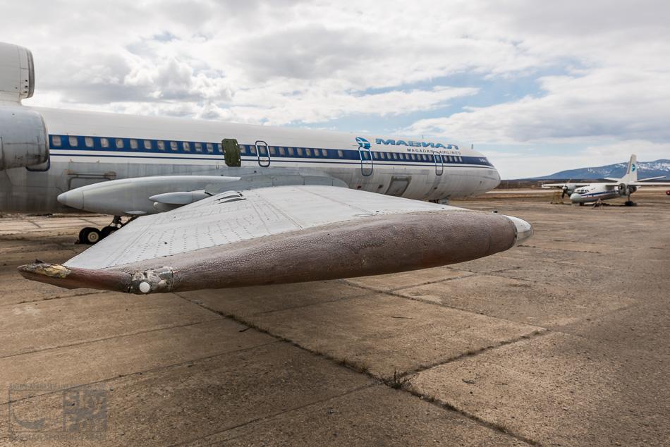 аэропорт Магадан (Сокол)
