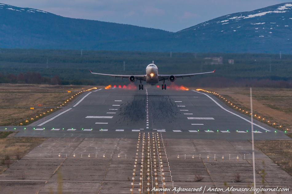 Магадан-Москва, авиакомпания ВИМ-АВИА, VQ-BMI