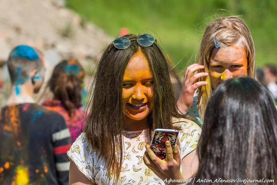 Магадан - город красок 2017