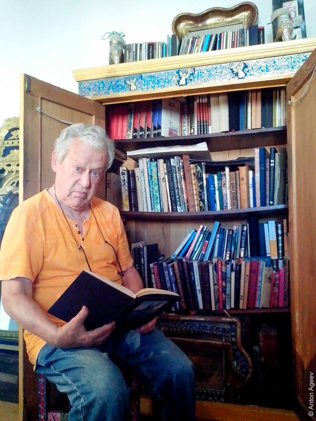 Валерий Сировский — художник, писатель, лингвист-итальянист