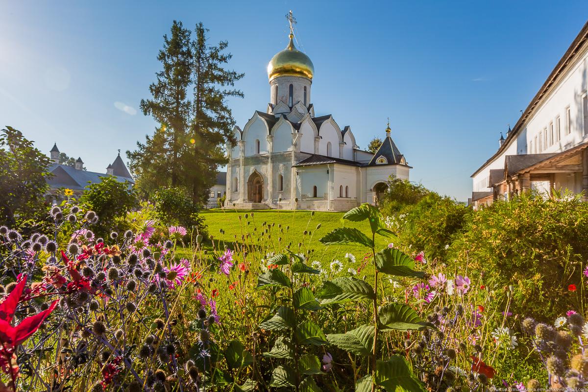 Московская область. Саввино-Сторожевский монастырь