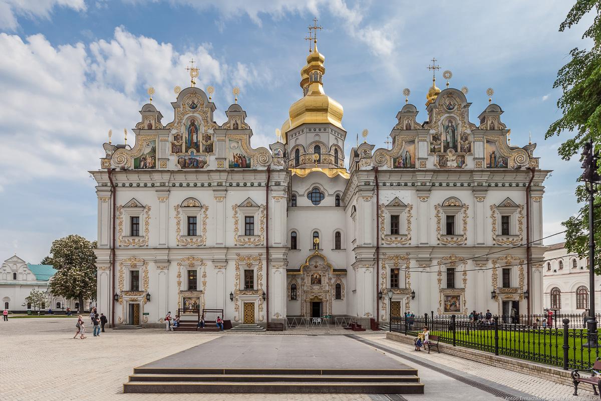 Маршрут выходного дня. Киев. Часть 2