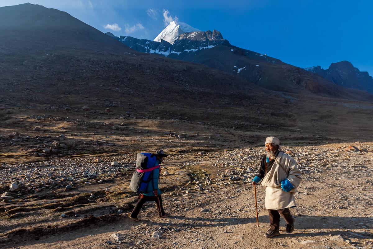 реальные истории о зазеркалье в горах тибета