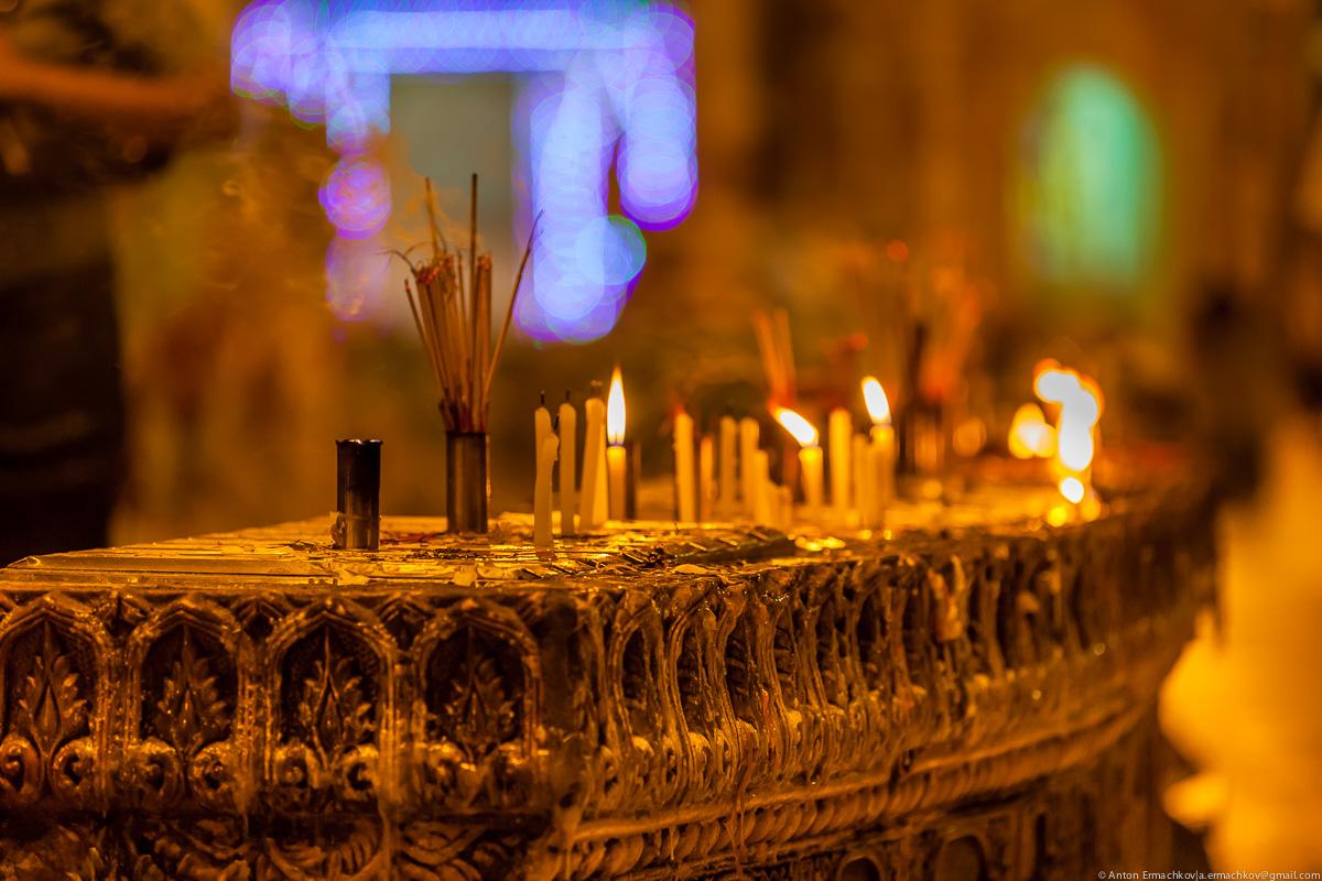 Swedagon Pagoda (night)-9