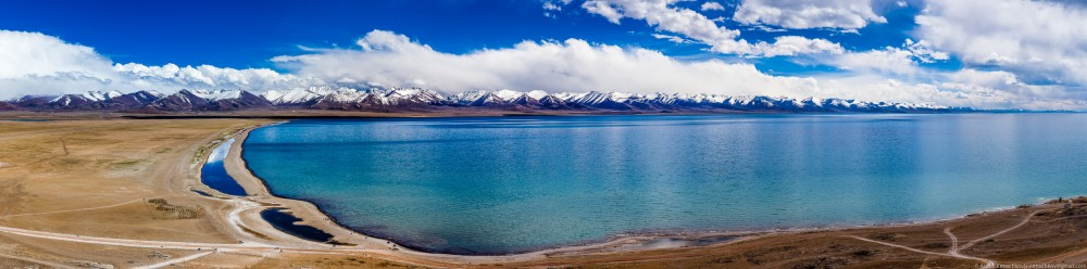 Namtso Lake Panorama-1