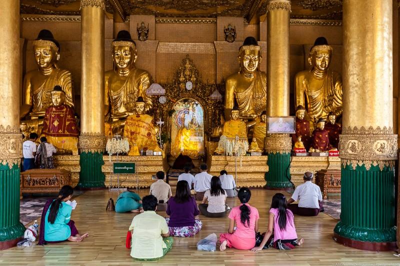 Shwedagon Pagoda (day)-04