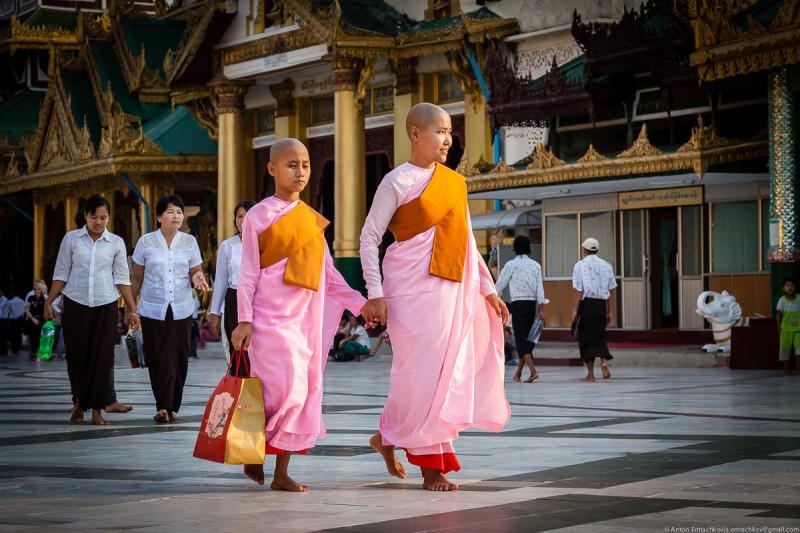 Shwedagon Pagoda (day)-24