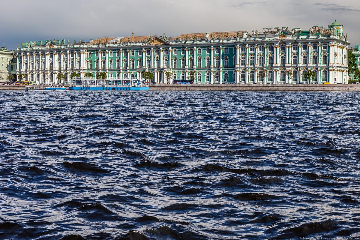Санкт-Петербург глазами туриста. Часть 1