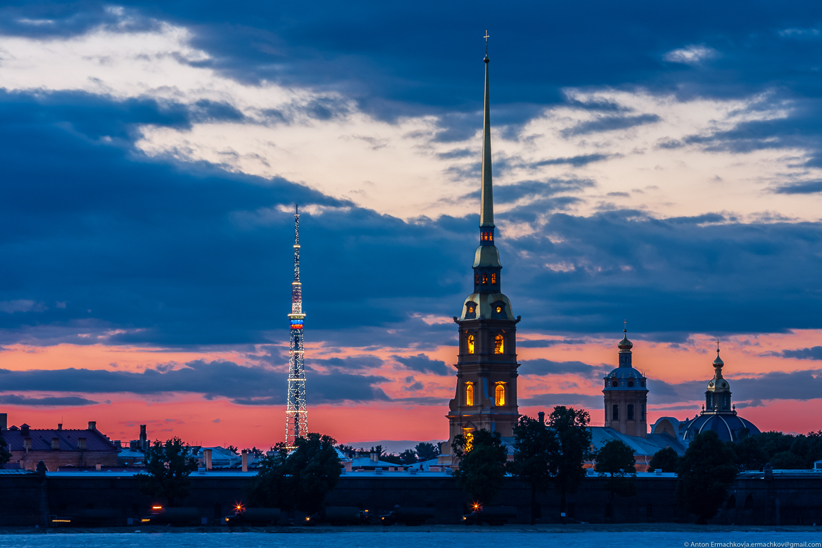 St. Petersburg through the eyes of a tourist. Part 2