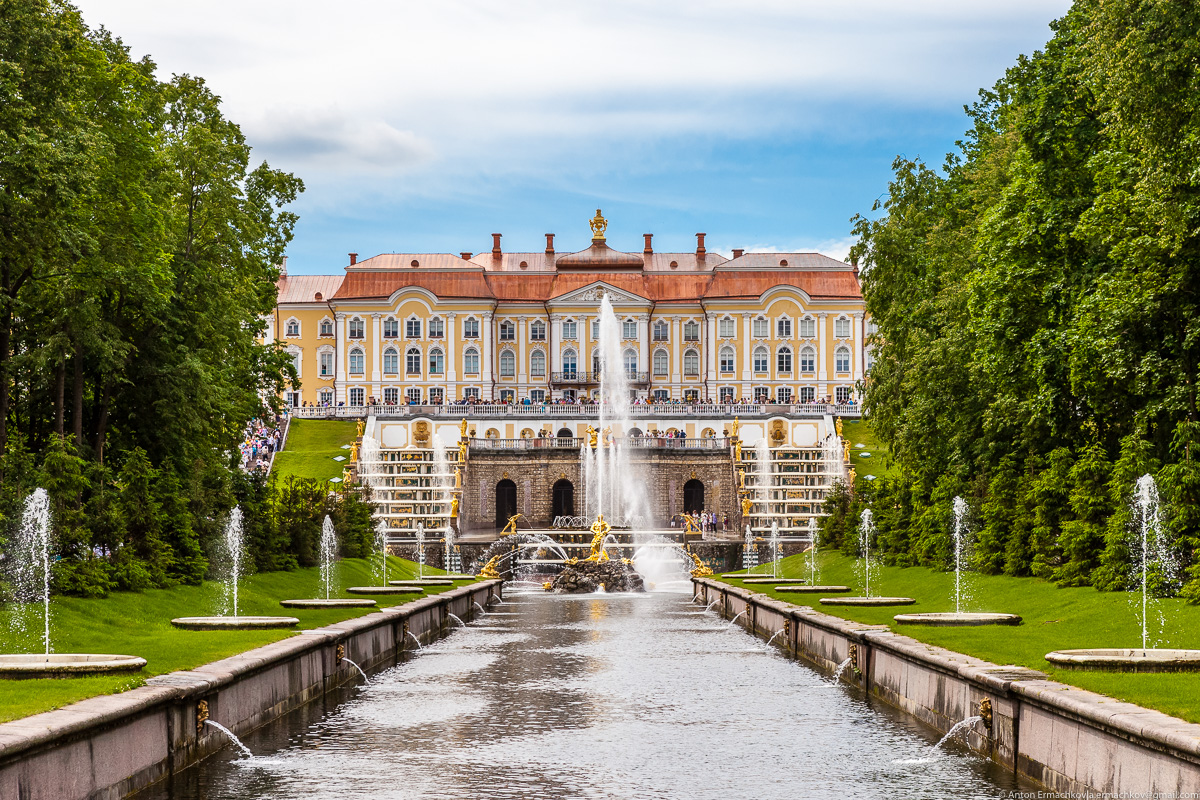 St. Petersburg through the eyes of a tourist. Part 5