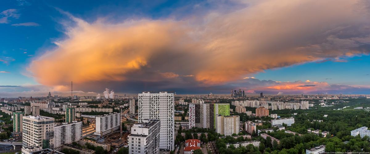 Москва. История одного заката