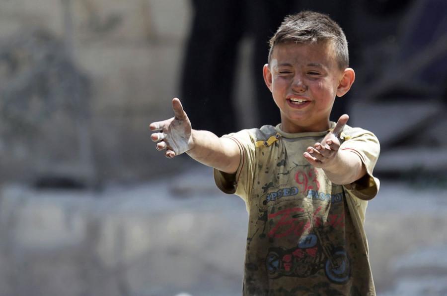 Боевики в Сирии отступили, регион продолжает получать гуманитарную помощь от РФ