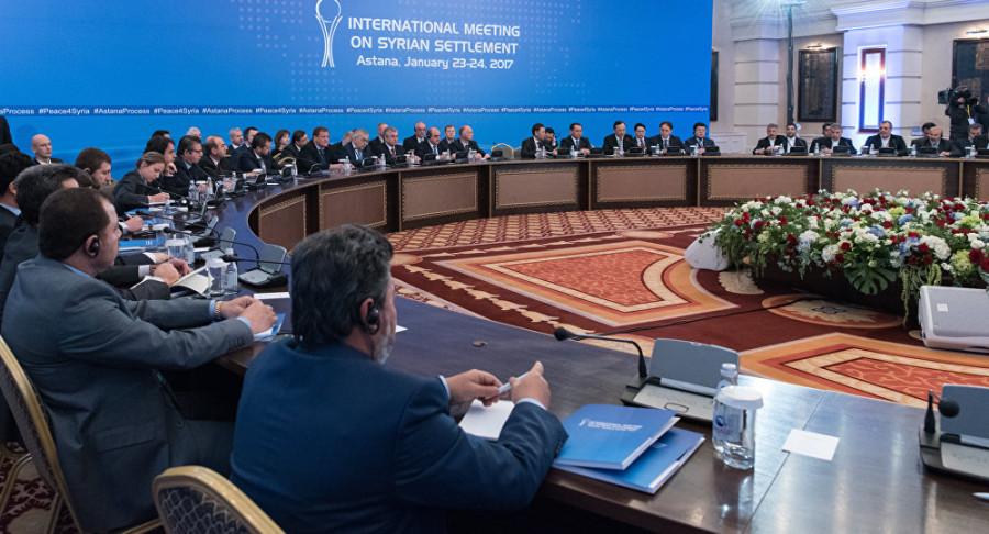 Война в Сирии: мирные переговоры - отправная точка к примирению сторон