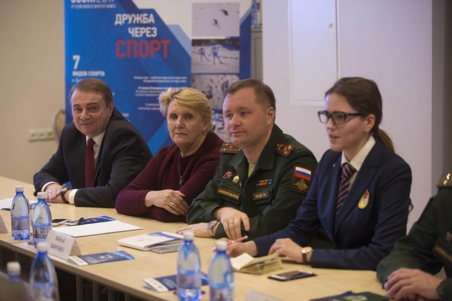 Барышев Михаил Николаевич: ЦСКА и Всемирные военные игры 2017