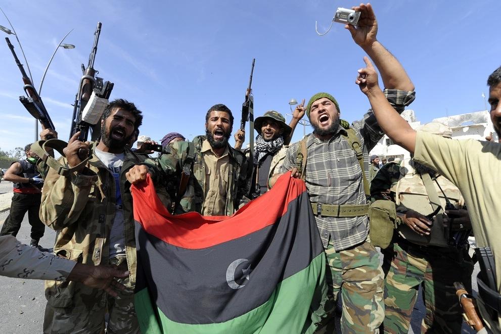 События в Ливии. Египет вступает в войну?