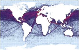 Данные обо всех морских поставках