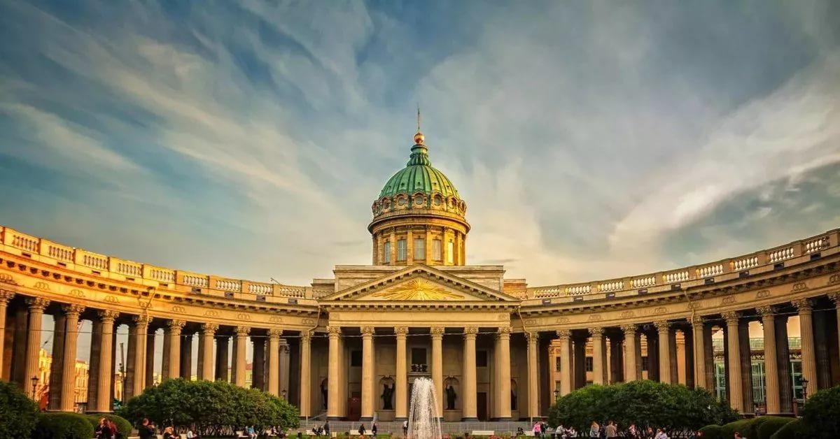 Собор Иконы Казанской Божьей Матери. Санкт-Петербург