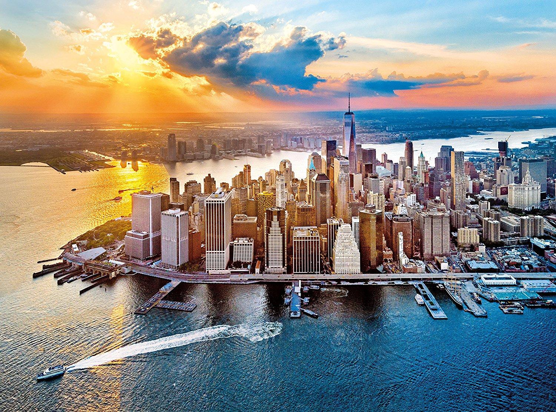 Нью-Йорк - символ глобальной финансовой империи