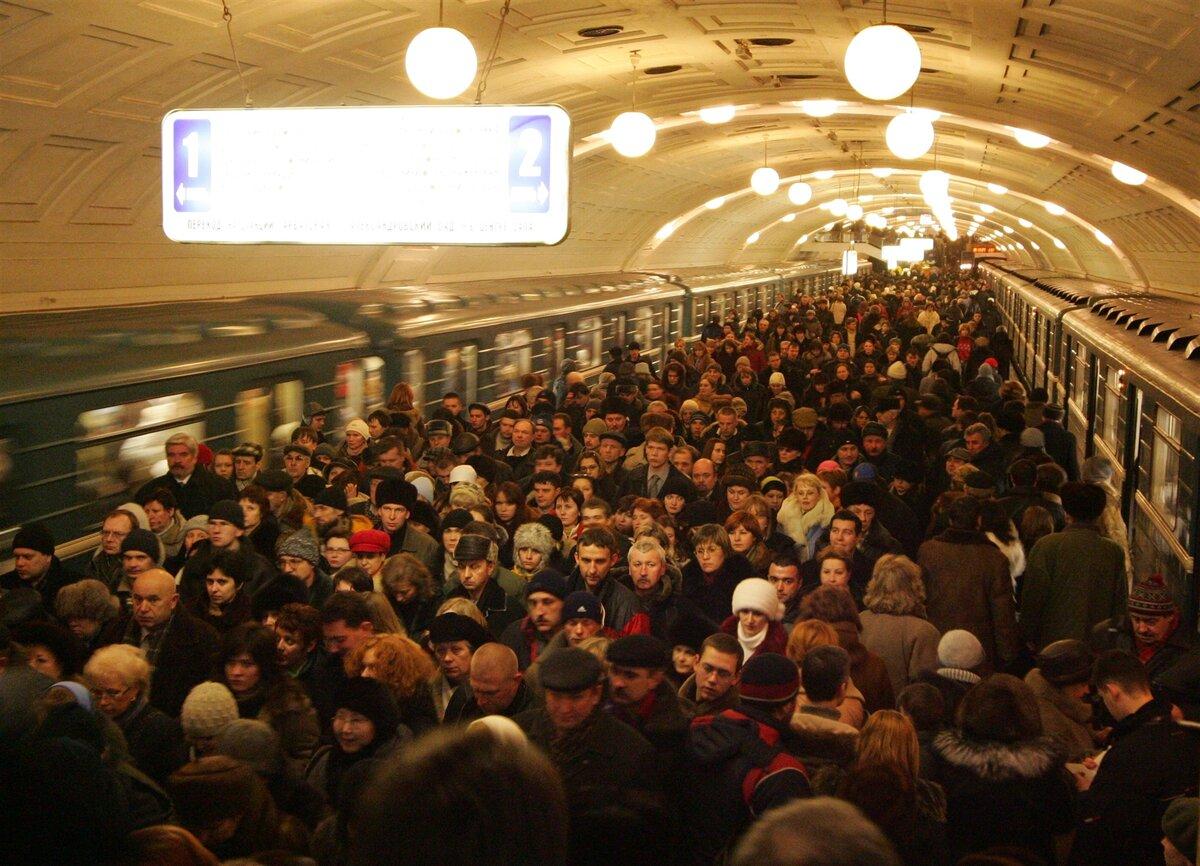 Нужна ли московскому метро красота?