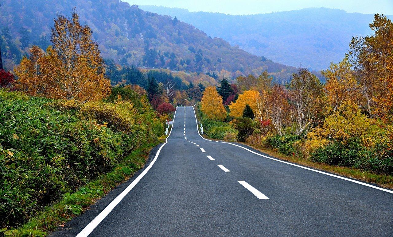 """Согласно принципам архитектурно-ландшафтного проектирования автомобильных дорог трасса на данном участке именуется """"трамплин в никуда"""". Пример некачественной дороги и небезопасной. Согласны?"""