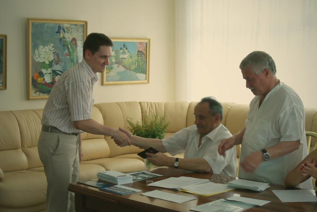Приём в члены Союза архитекторов России