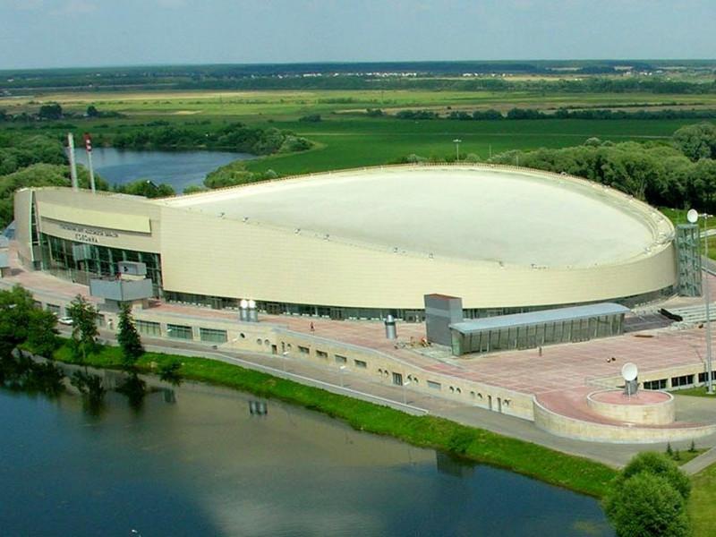 Дворец спорта в Коломне