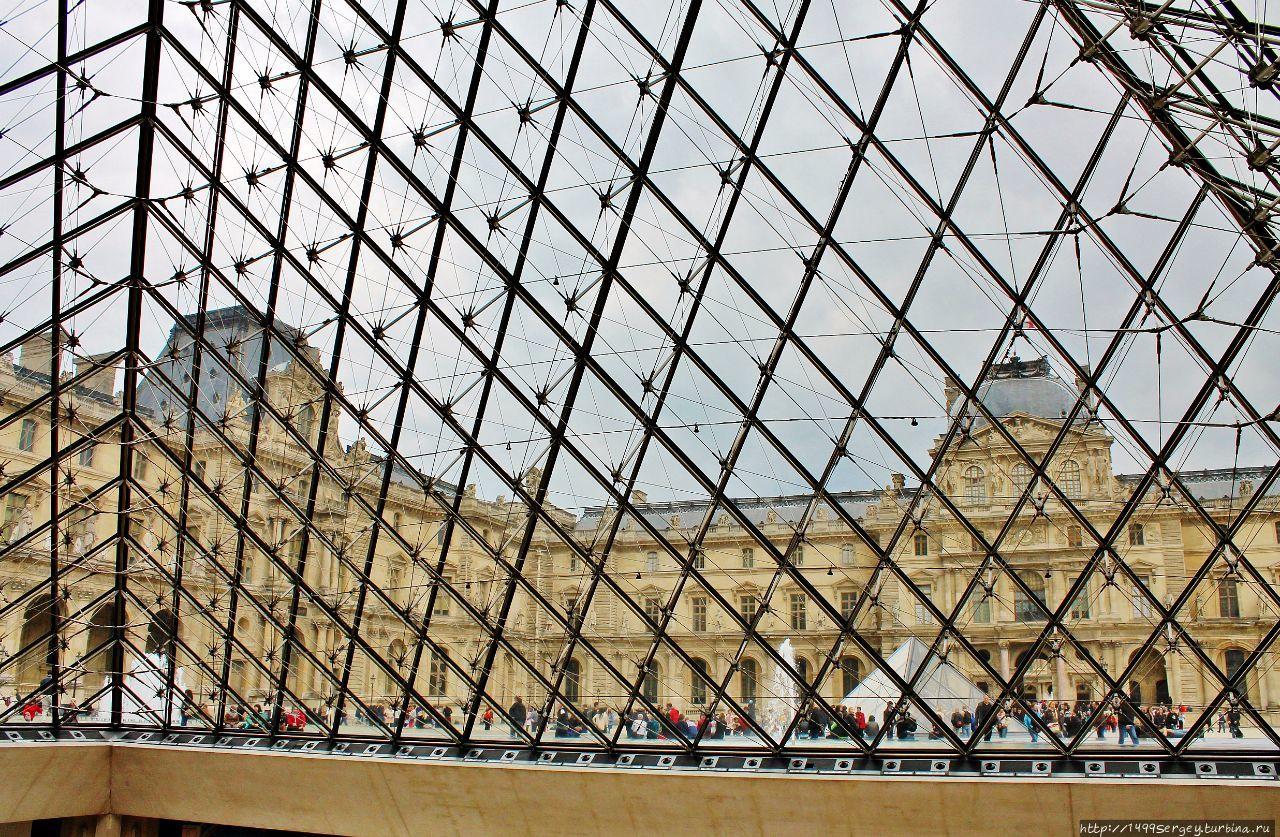 Пирамида. Конструктивные элементы