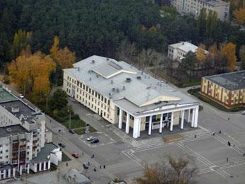 Вид на площадь Клименкова