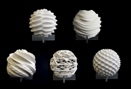 Варианты трактовки поверхности могут быть различными в зависимости от конструктивного решения