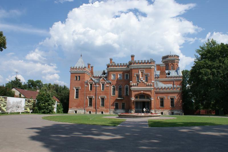 До революции 1917 года здесь жили члены Российского императорского дома