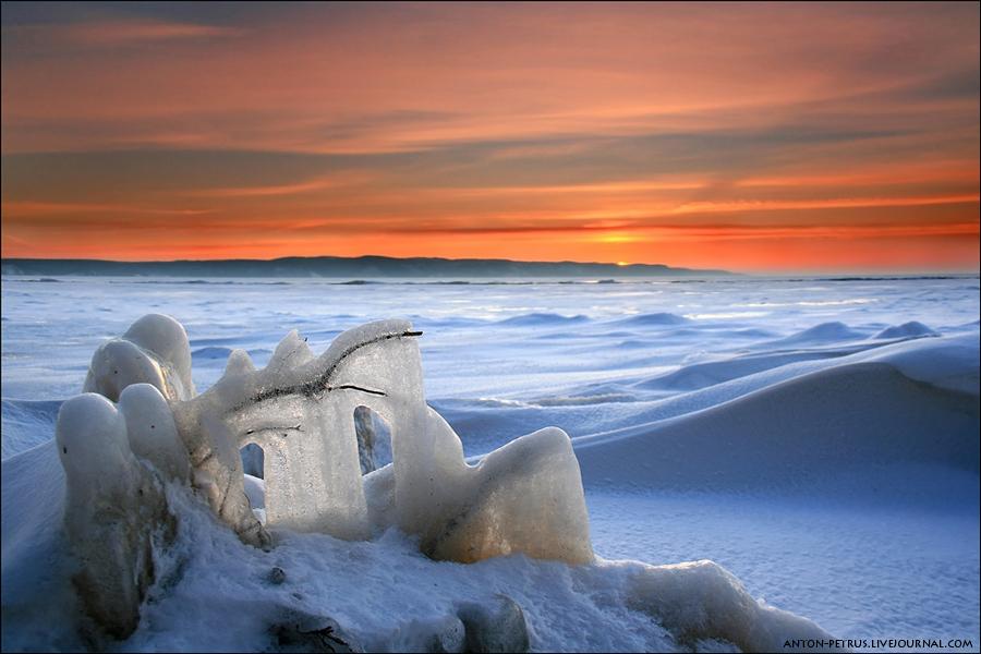 Зима на Днепре