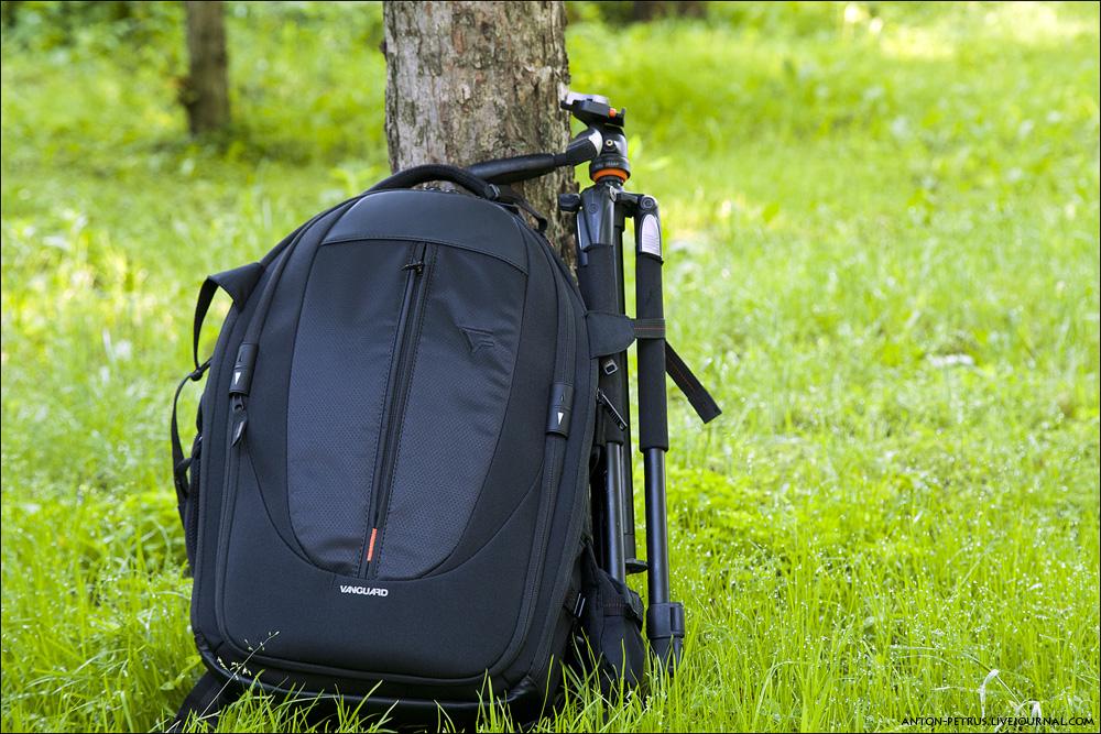Большой фоторюкзак с креплением для штатива сумка рюкзак для переноски подсадных уток почтой
