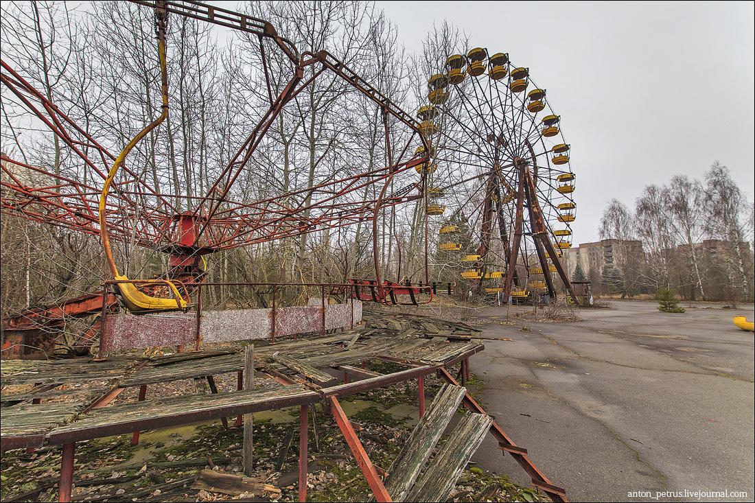 Парк атракционов (9)