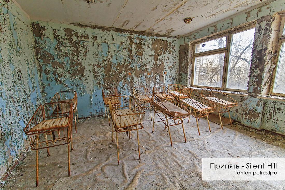 Припять - больница (1)